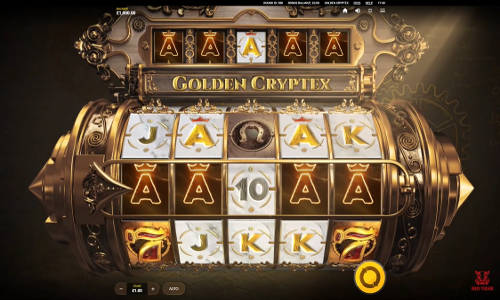 Golden Cryptex free slot