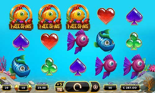 Golden Fish Tank free slot