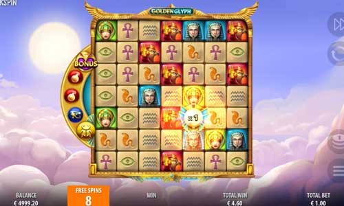 Golden Glyph casino slot