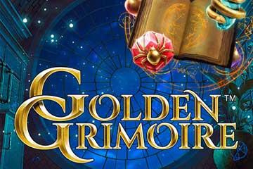 Golden Grimoire slot Net Entertainment