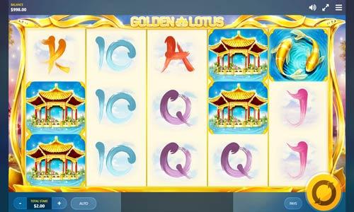 Golden Lotus free slot