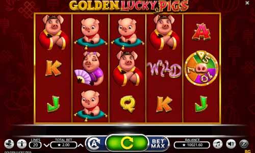 Golden Lucky Pigs free slot