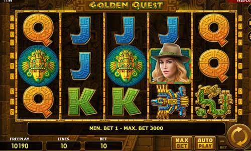 Golden Quest free slot