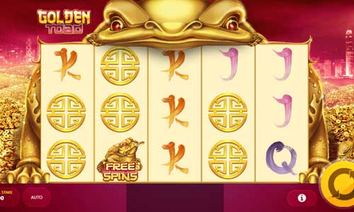 Golden Toad free slot