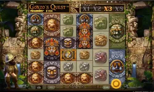 Gonzos Quest Megaways free slot