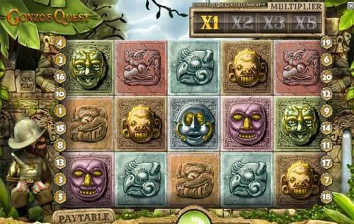 Gonzos Quest free slot