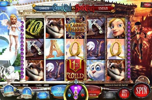 Good Girl Bad Girl free slot