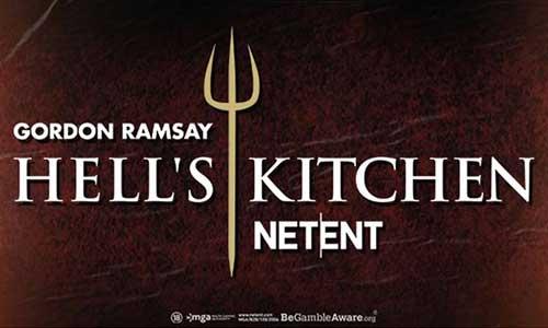 Hells Kitchen upcoming slot