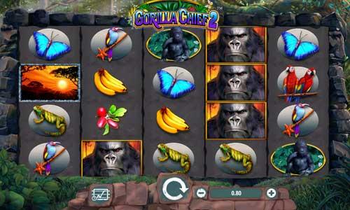 Gorilla Chief 2 free slot