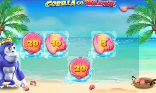 Gorilla Go Wilder free slot