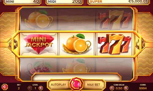 Grand Spinnjackpot slot
