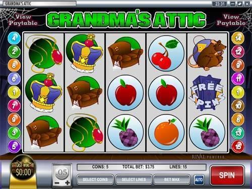 Grandmas Attic free slot