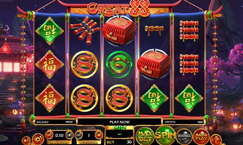Great 88 free slot