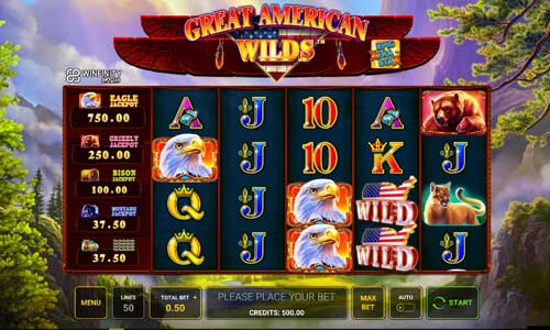 Great American Wilds free slot