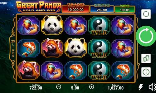 Great Panda casino slot