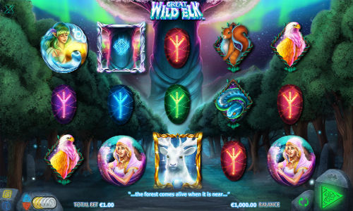 Great Wild Elk free slot