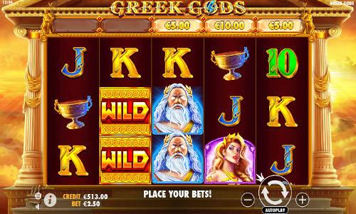 Greek Gods free slot