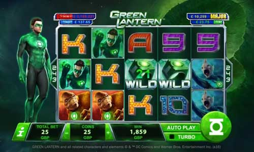 Green Lantern Online Slots for Real Money - Rizk Casino