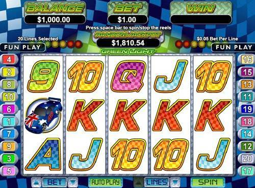 Green Light casino slot