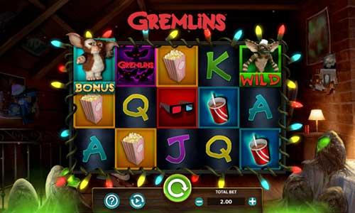 Gremlins free slot