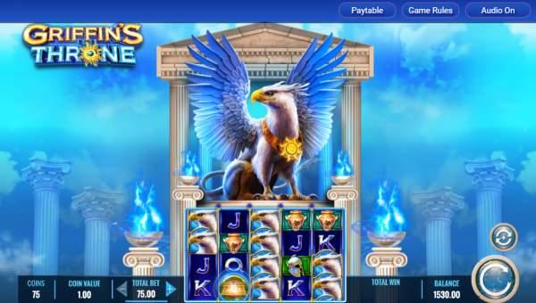 Griffins Throne free slot