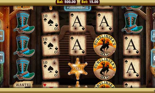 Gunslingers Gold free slot