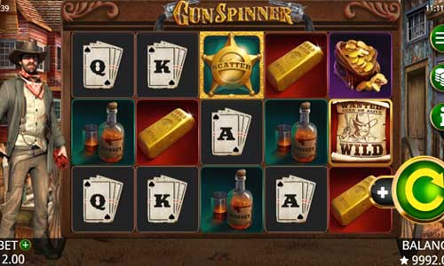 Gunspinner casino slot