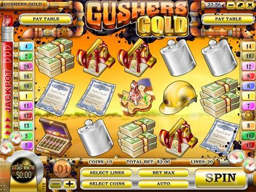 Gushers Gold free slot