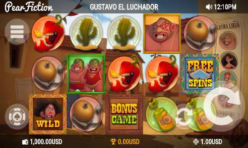 Gustavo El Luchadorwin both ways slot
