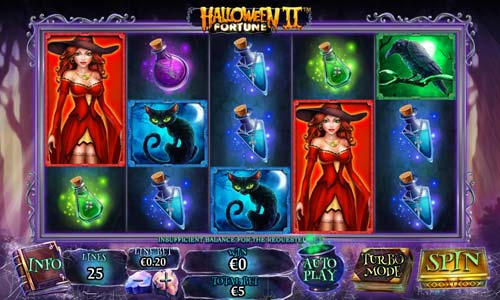 Halloween Fortune 2 free slot