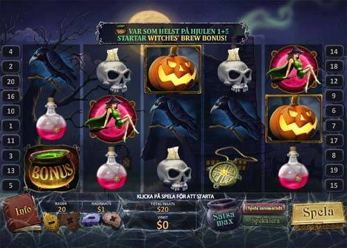 Halloween Fortune free slot