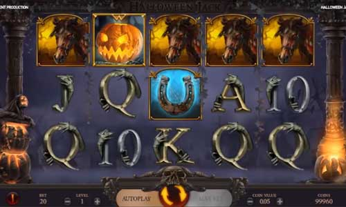Halloween Jack free slot
