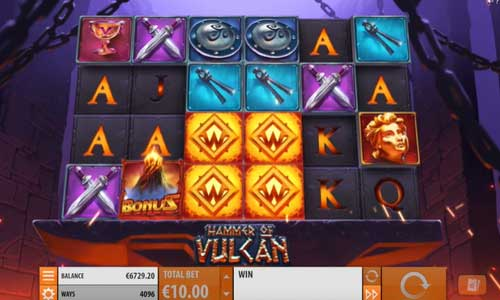 Hammer of Vulcan casino slot