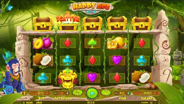 Happy Ape free slot