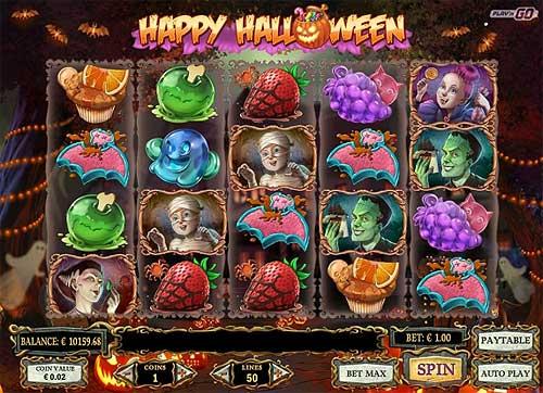Happy Halloween free slot