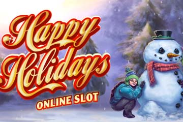 Happy Holidays casino slot