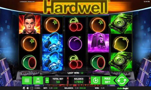 Hardwell free slot