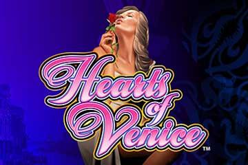 Hearts of Venice free slot