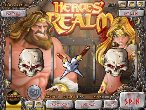 Heroes Realm free slot