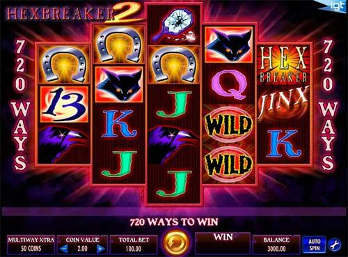 Hexbreaker 2 free slot
