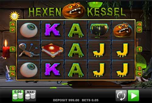 Hexenkessel free slot