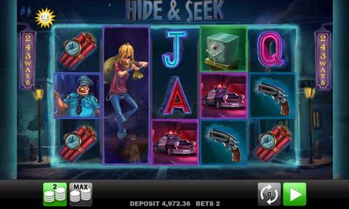 Hide and Seek free slot