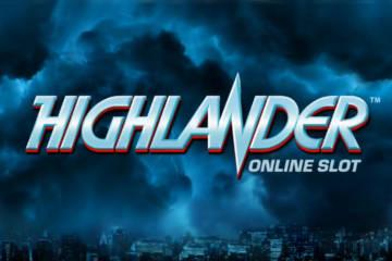 Highlander slot Microgaming