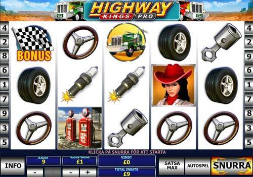 Highway Kings Pro free slot