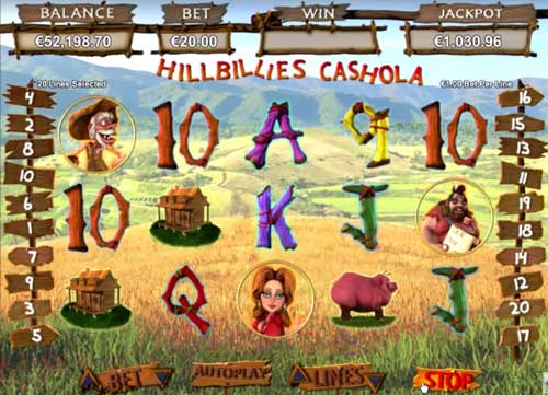 Hillbillies Cashola free slot