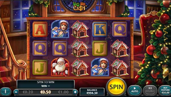 Ho Ho Cash free slot