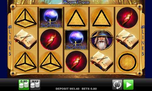 Hocus Pocus Deluxe free slot