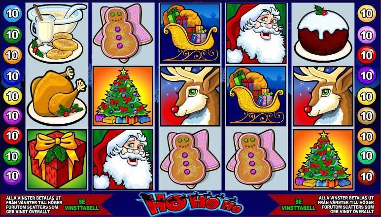Ho Ho Ho free slot