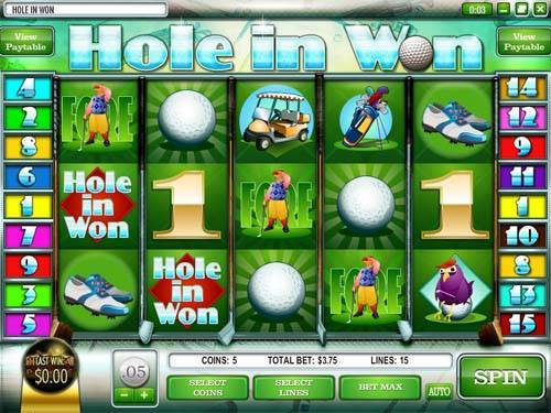 Hole in Won free slot