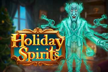Holiday Spirits slot coming soon